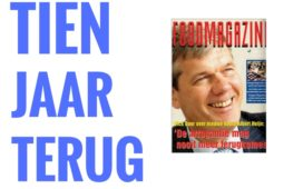 Tien jaar terug: Dick Boer