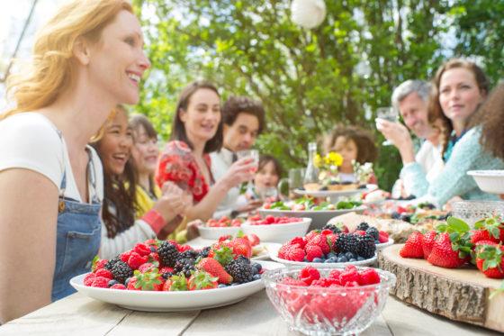 Meerwaarde met berries