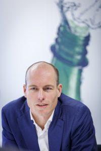 (C) Roel Dijkstra Fotografie / Foto Fred Libochant Rotterdam / Coca Cola directieleden Ingrid Siemes en Jeroen