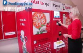 Kijken met Kim: Pizza-automaat in Berlijn