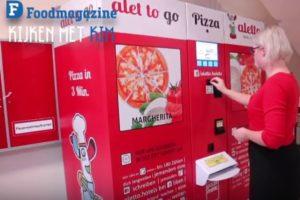 Foodsafari.nl: Pizza-automaat in Berlijn
