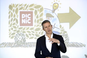Amsterdamse start-up-hub TQ decor uitrolplannen Picnic