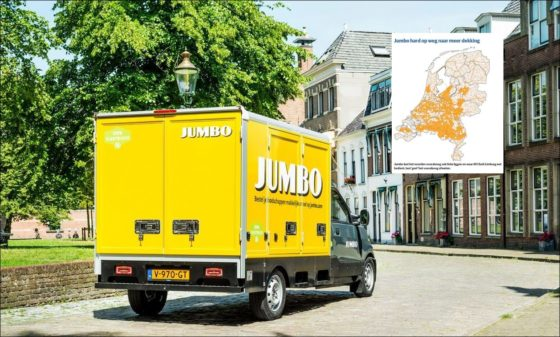 Bezorgatlas: drukte in Noord-Holland