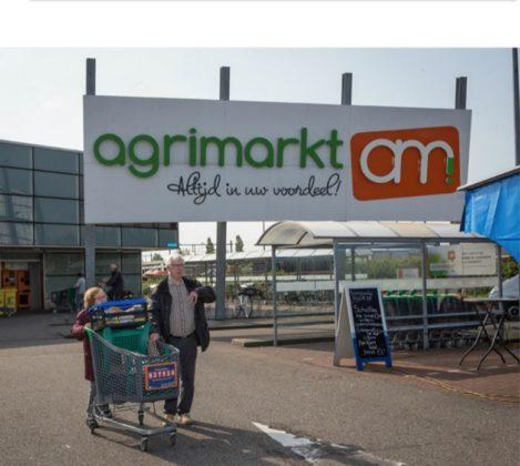 In alles de  grootste Agrimarkt