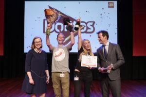 Doritos wint award met campagne voor de hyperlifer