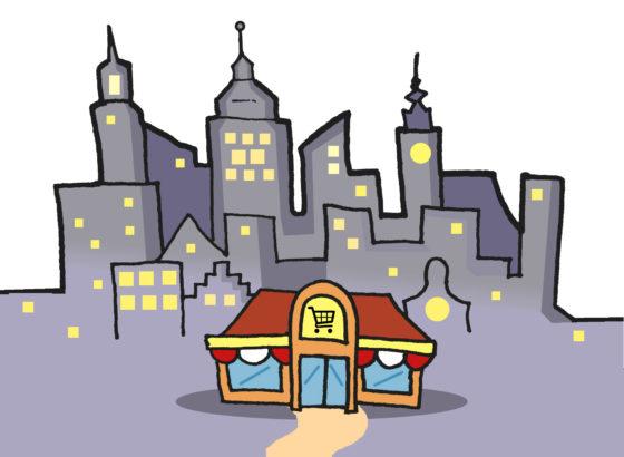 Spar geeft gas, maar waar blijven de  andere citywinkels?
