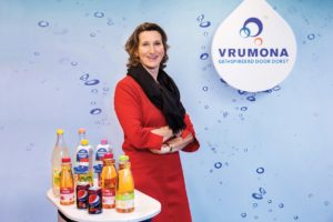 Vrumona's  succesvolle  strategie