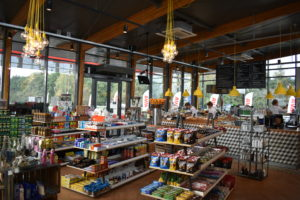 Trend: food bij pompshops professionaliseert