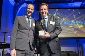 Winnaars Industributie: Kimberly-Clark