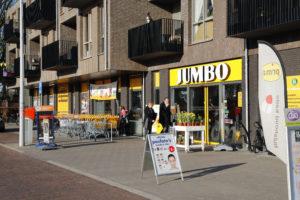In Nistelrode is naast Jumbo geen plaats