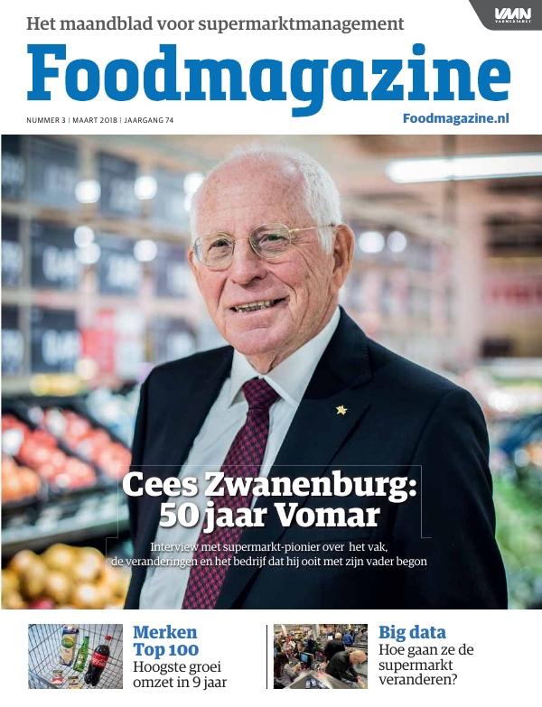 Foodmagazine nummer 3 2018