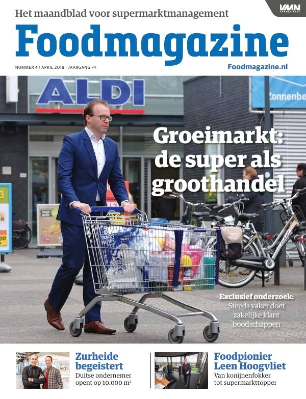 Foodmagazine nummer 4 2018