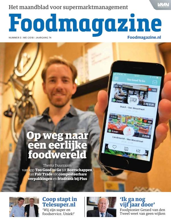 Foodmagazine nummer 5 2018