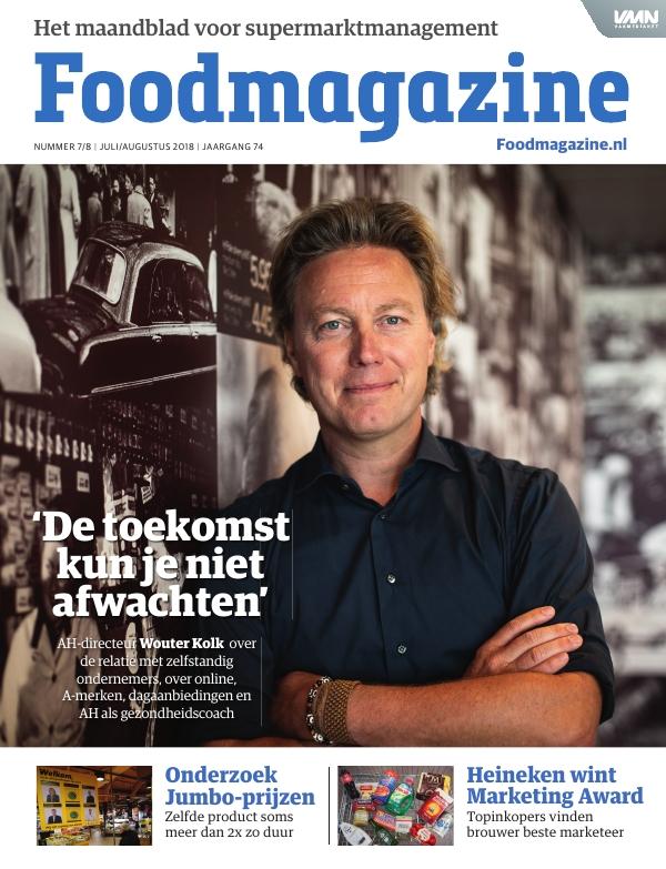 Foodmagazine nummer 7/8 2018