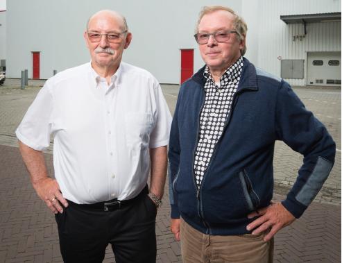 Borgesius-broers: 'Maagaandeel niet-brood onze grootste concurrent'