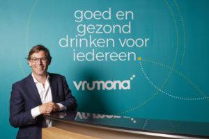 Vrumona streeft met nieuwe missie naar goed en gezond drinken voor iedereen