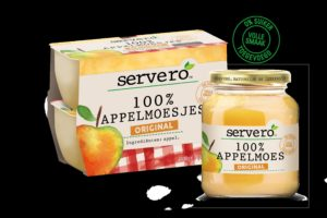 Servero 100% Appelmoes: baanbrekend en 'on trend'