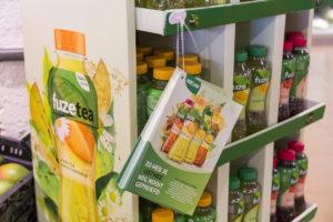 Frisdrankspecialist investeert in categorie, shopper én handelspartner